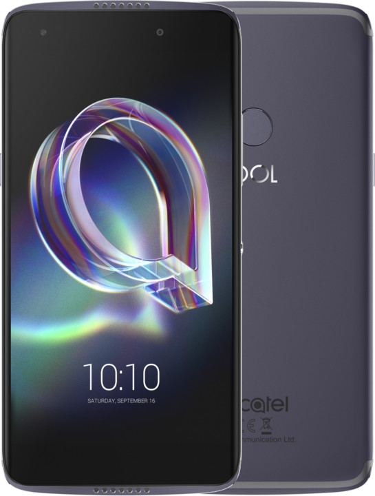 ALCATEL IDOL 5S 6060X, Metal Grey