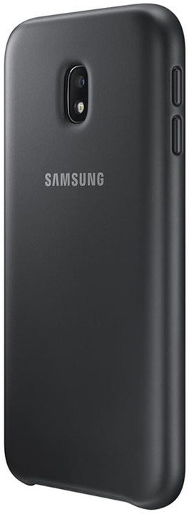 Samsung Dual Layer Cover J3 2017, black