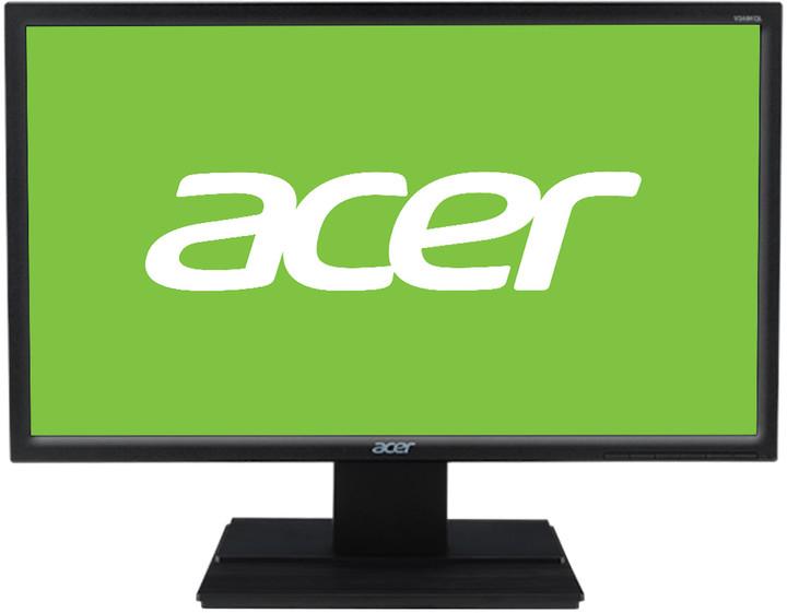 "Acer V246HQLAbd - LED monitor 23,6"""