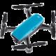 DJI dron Spark modrý + ovladač zdarma