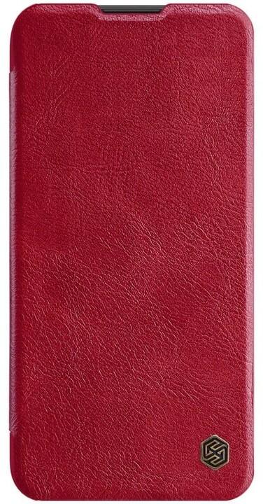 Nillkin pouzdro Qin Book pro Huawei P40 Lite, červená