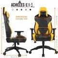 GAMDIAS Achilles E1, černá/žlutá