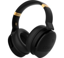 Cowin E8 ANC, černá/zlatá - E8GOLD