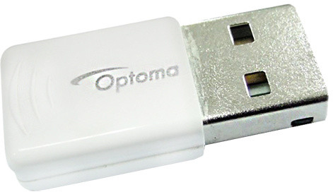Optoma Mini Wi-Fi Dongle - Síťový adaptér
