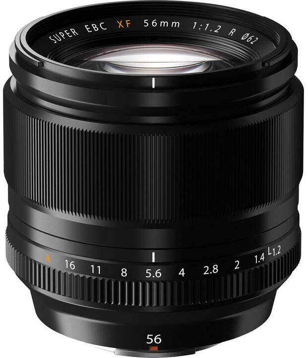 Fujinon XF56mm f/1.2 APD