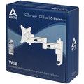 """Arctic W1B nástěnný držák pro LCD do 30"""", černý"""