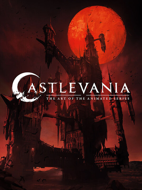 Kniha Castlevania: The Art of the Animated Series