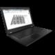 Lenovo ThinkPad P17 Gen 1, černá