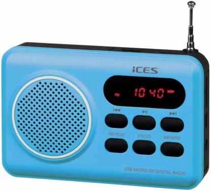 Lenco ICES IMPR-112, modrá
