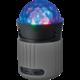 Trust Dixxo Go Wireless Bluetooth Speaker with party lights, šedá  + Voucher až na 3 měsíce HBO GO jako dárek (max 1 ks na objednávku)
