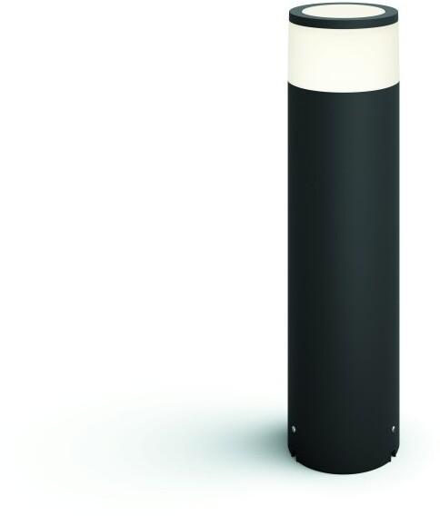 Philips venkovní sloupek HueCalla, LED, RGB, 8W, IP44, černá