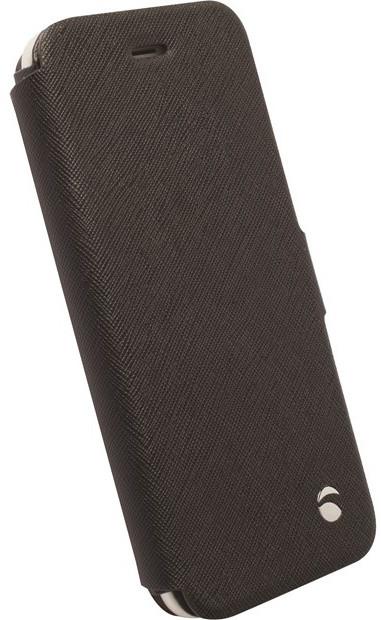 Krusell polohovací pouzdro MALMÖ FlipWallet pro Apple iPhone 6, černá