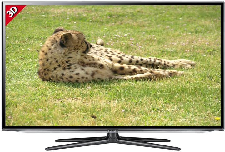 """305888051 Samsung UE40ES6300 """"2x 3D brýle ZDARMA"""" - 3D LED televize 40"""