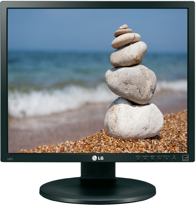 """LG 19MB35PM - LED monitor 19"""""""
