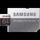 Samsung Micro SDXC 64GB PRO Plus UHS-I U3 + SD adaptér