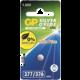 GP 377F knoflíková baterie do hodinek, blistr