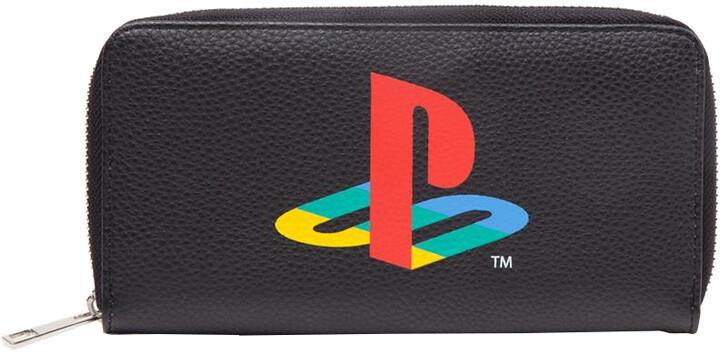 Peněženka PlayStation - Webbing Logo