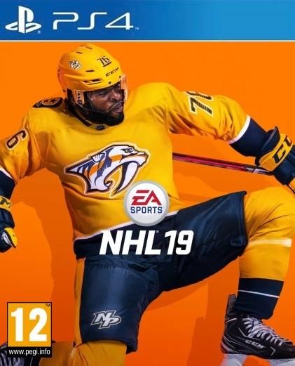 NHL 19 (PS4)