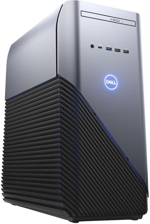 Dell Inspiron 5680 Gaming, černá