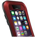 Love Mei Case iPhone 6 Three anti Waistline Red