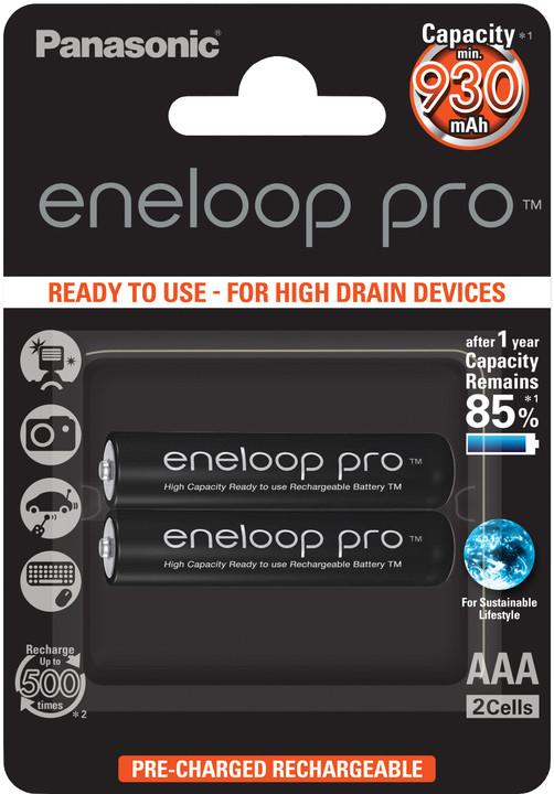 Panasonic ENELOOP PRO HR03 AAA 4HCDE/2BE
