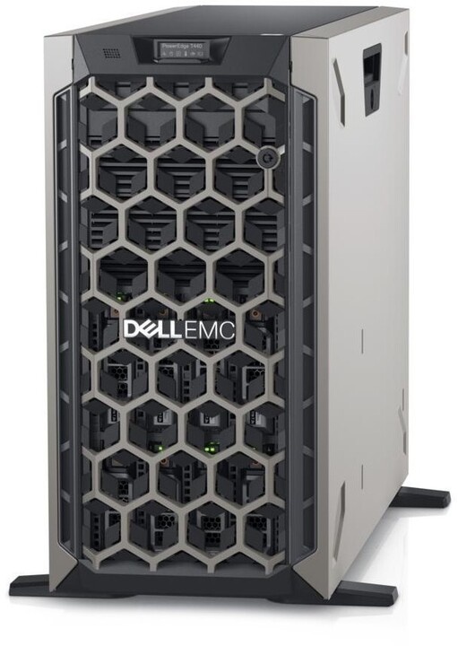 Dell PowerEdge T440 /Silver 4110/16GB/1x600GB SAS/H730P+/2x750W/iDRAC 9 Ent./3YNBD