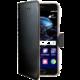 CELLY Wally Pouzdro typu kniha pro Huawei P10, PU kůže, černé