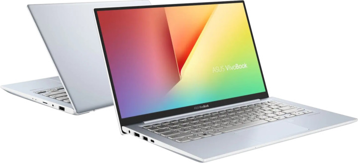 ASUS VivoBook S13 S330FA, stříbrná
