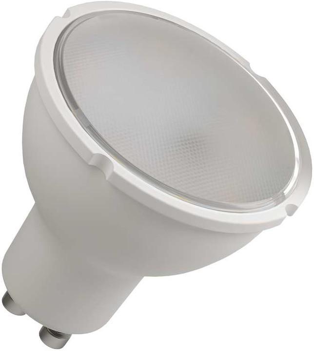 Emos LED žárovka Classic MR16 4,5W GU10, teplá bílá