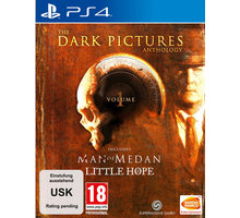 The Dark Pictures Anthology: Volume 1 (Man of Medan Little Hope) - Limited Edition (PS4) - 3391892009903