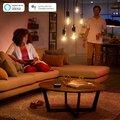 Philips Hue žárovka LED Filament E27 ST64 7W 550lm 2100K