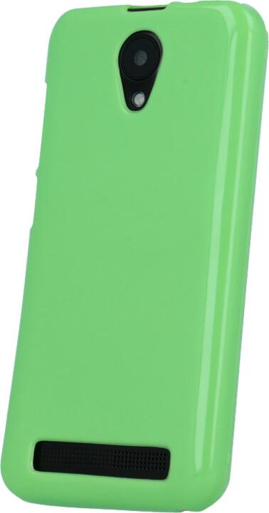 myPhone silikonové (TPU) pouzdro pro GO, zelená