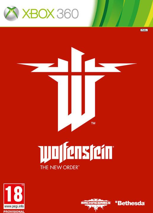 Wolfenstein: The New Order - X360