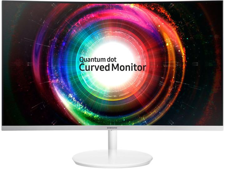 "Samsung C27H711 - LED monitor 27"""