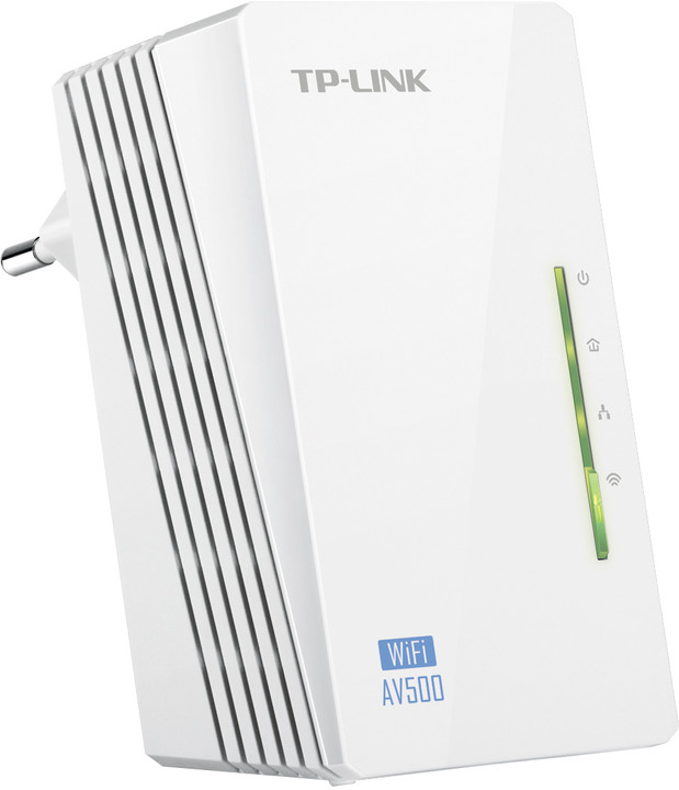 TP-LINK TL-WPA4220, 300Mbps WiFi Powerline