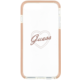 GUESS ShockProof zadní kryt pro iPhone 7/8 Plus, Pink Heart