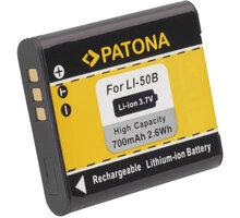 Patona baterie pro Olympus Li-50B 700mAh - PT1032