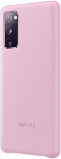 Samsung silikonový kryt pro Galaxy S20 FE, fialová