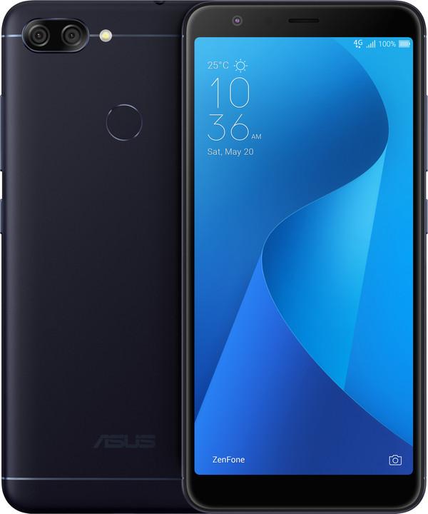 ASUS ZenFone Max Plus (M1) ZB570TL, černá