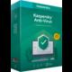 Kaspersky Anti-Virus  CZ, 1 zařízení, 1 rok, nová licence, BOX