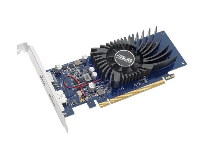 ASUS GeForce GT1030-2G-BRK, 2GB GDDR5