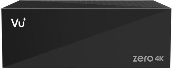 VU+ Zero 4K (1x single DVB-C/T2 tuner)