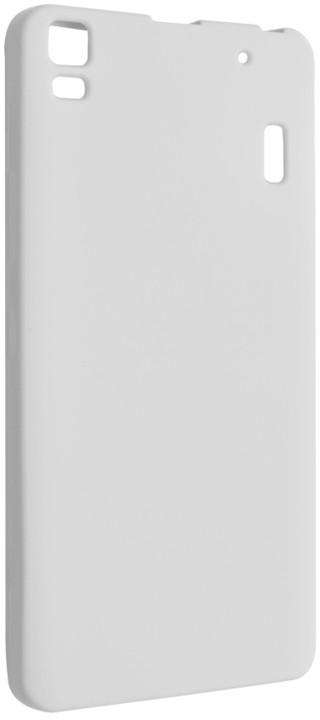 FIXED pouzdro pro Lenovo A7000, bílá
