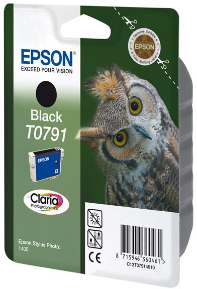Epson C13T07914010, černá