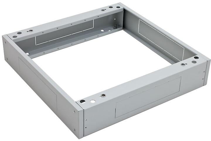 Triton podstavec pod rack RAC-PO-X66-XN, 600x600mm, s filtrem, šedý