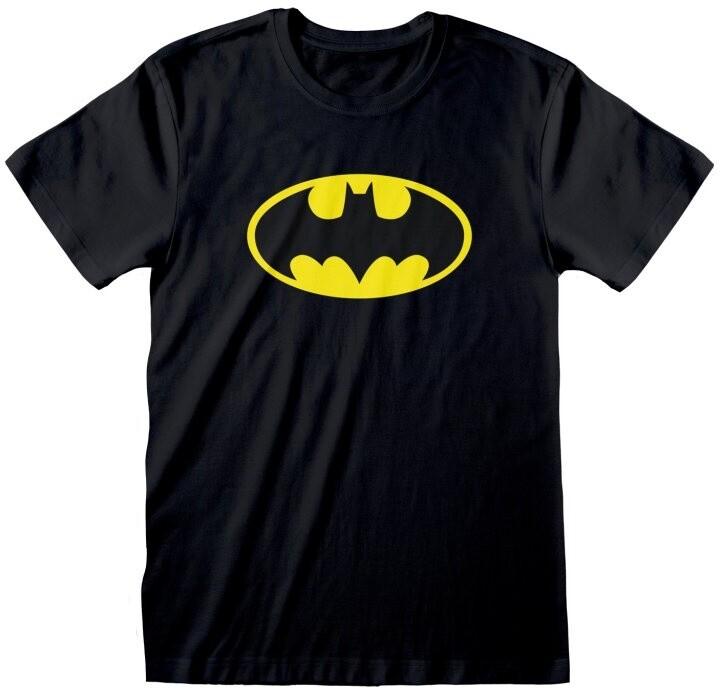 Tričko DC Originals - Batman Official Logo (S)