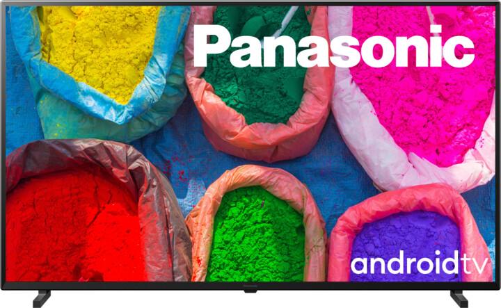 Panasonic TX-50JX800E - 126cm