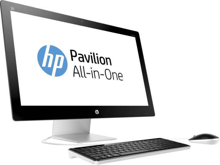 HP Pavilion 27 (27-n103nc), bílá