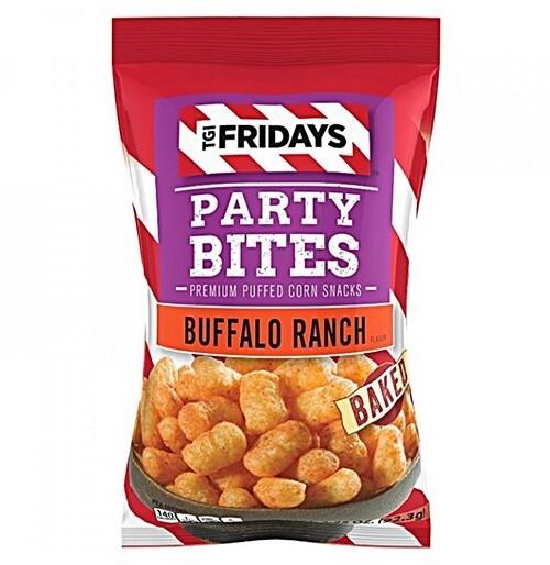 TGI Fridays Buffalo Ranch Party Bites