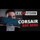 Nebuď popletenej, kabel je opletenej - Corsair K65 MINI | CZC vs AtiShow #49